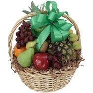Корзина фруктов №600 - цветы и букеты на flowers.ck.ua