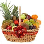 Корзина фруктов №610 - цветы и букеты на flowers.ck.ua
