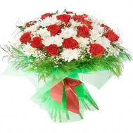 Букет роз - АЛЬТ - цветы и букеты на flowers.ck.ua