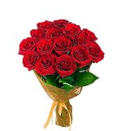 Букет из 11 роз - цветы и букеты на flowers.ck.ua