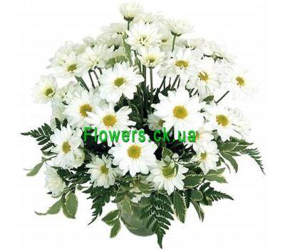 """""""Букет цветов из хризантем №206"""" в интернет-магазине цветов flowers.ck.ua"""